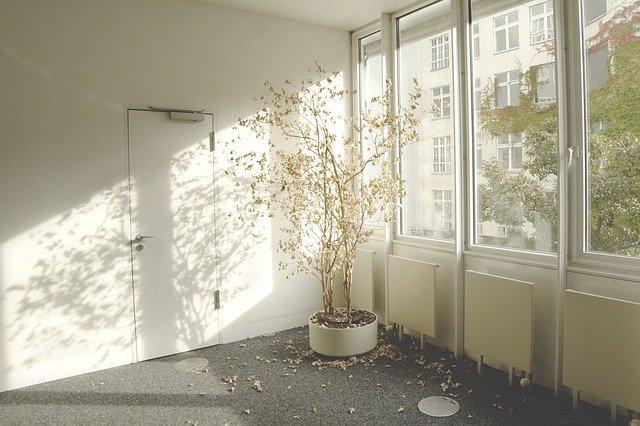Świeże powietrze w pomieszczeniach